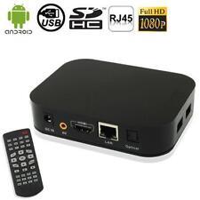 1080P HD sistema operativo Android Set Top Box RJ45 HDMI