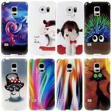 Handyhüllen & -taschen aus Silikon mit Motiv für LG