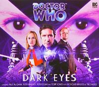 Dark Eyes (Doctor Who) by Briggs, Nicholas Book The Fast Free Shipping