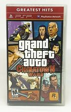 Grand Theft Auto: Chinatown Wars - Psp - Brand New | Factory Sealed