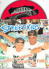 CHARLY LOWNOISE & MENTAL THEO - Streetkids CD SINGLE 2TR Happy Hardcore 1996
