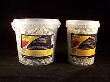 Silbermann Zeolith grob, Filtermaterial Süßwasser, Entgifter, 5000 ml