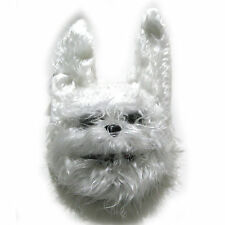 Hairy Evil Bunny Rabbit Scary Animal Five Nights at Freddys Adult Halloween Mask