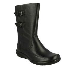 Clarks Standard Width (D) Biker Boots for Women