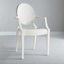 kartell sedia Louis Ghost bianca