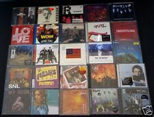 Twenty Five (25) Rock Pop Music Cd Lot NEW Sealed Bruce Springsteen Madonna