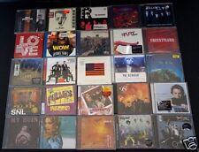 Twenty Five (25) Rock Pop Music Cd Lot NEW Sealed Bruce Springsteen Madonna