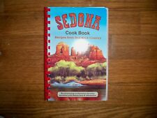 2000 SEDONA  COOK BOOK, by Susan K Bollin , Golden West Publishers 116 paages