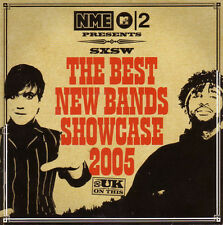 SXSW - BEST NEW BANDS SHOWCASE 2005 - NME PROMO CD: BLOC PARTY, KAISER CHIEFS ++