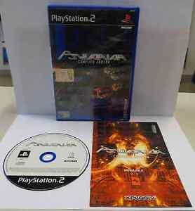 Console Game Play SONY Playstation 2 PS2 PSX2 PAL - PSYVARIAR Complete Edition -