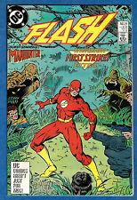 Flash # 21 - (2nd series) Dc Comics 1989 (vf) Invasion Crossover