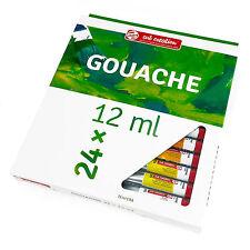 Royal Talens - Art Creation Gouache Paints Beginners Set - 24 x 12ml Tubes
