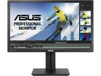 """ASUS PB278QV 27"""" WQHD 2560 x 1440 2K Resolution 75Hz 5ms HDMI DVI-D DisplayPort"""