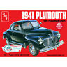 AMT Model Kit - 1/25 Scale - 1941 Plymouth Coupe
