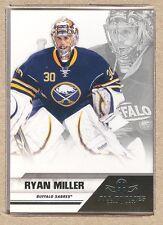 Ryan Miller #10 2010-11 Panini All Goalies Up Close