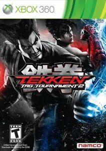 Tekken Tag Tournament 2 - Xbox 360 Game