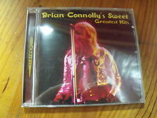 CD Brian Connolly's Sweet Greatest Hits