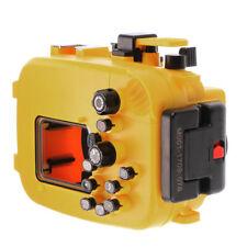 60m Camera Waterproof Case Underwater Housing Case for Olympus Tg5 Hot