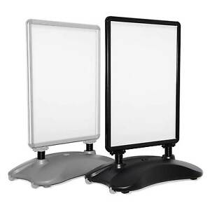A0 A1 A2 WATERBASE PAVEMENT POSTER SIGN A-BOARD- SNAP FRAME SHOP DISPLAY STAND