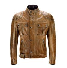 Blousons marron taille pour motocyclette