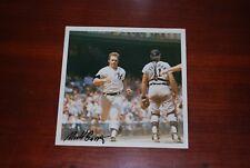 Original 1971 Thurman Munson NY Yankees 5x5 Michael Grossbardt Color Photo-Rare