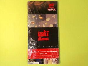INTI ILLIMANI LIBRO + CD ARCANA MUSICA