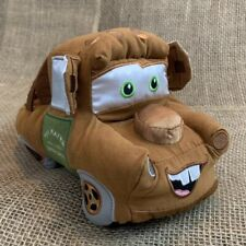 Disney Cars 2 Tow Mater Spy Plush Truck 8 inch