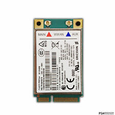 Lenovo Ericsson Wireless WAN 3G UMTS/HSDPA Mini PCI Express Card F5521gw 60Y3279