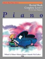 Alfred's Basic Piano Library: Alfred's Basic Piano Course Recital Book, Level 1