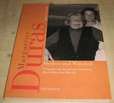 Alain Vircondelet - Marguerite Duras - Mythos und Wahrheit