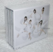 J-POP °C-ute COMPLETE SINGLE COLLECTION 2017 Taiwan 6-CD (cute)
