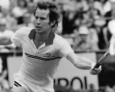 Tennis Pro JOHN MCENROE Glossy 8x10 Photo Print Poster