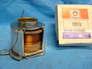1962 63 64 65 66 67 68 Chrysler Dodge Starter Solenoid