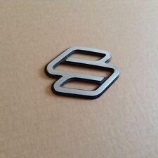 NEUF ORIGINE SUZUKI S Badge Autocollant Emblème Logo