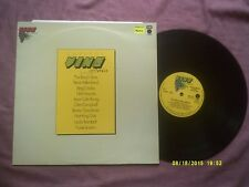 THE CAPITOL VINE SAMPLER 11 track promo LP BEACH BOYS,STEVE MILLER,NAT KING COLE