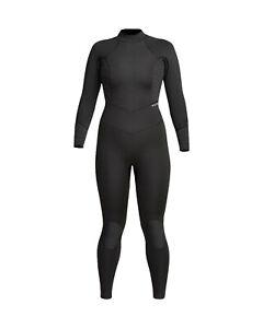 5/4mm Women's XCEL AXIS Back Zip Fullsuit