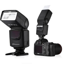 DF-400 Flash Gun Speedlite For Canon Nikon Fujifilm Olympus Pentax DSLR Camera