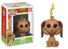 Max POP Vinyl Figure #13 Funko The Grinch Dr. Seuss New