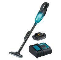 New Makita 18v Cordless Mobile Vacuum Cleaner Kit