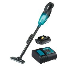 New Makita 18v Cordless Mobile Vacuum Cleaner Kit
