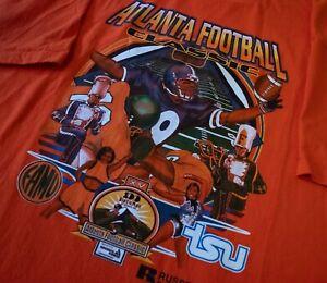 Vintage Atlanta Football Classic XV T-Shirt 2003 FREE SHIPPING