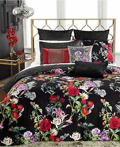 $300 INC International Concepts Bedding Acra 4PC Comforter Cover Set F/Queen NIP