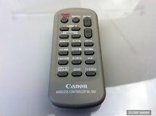 Canon wl-d87 mando a distancia para hv10, hv20, hv30, Remote Control, d83-0752-000