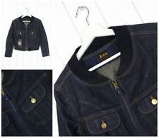Manteaux et vestes bleu coton taille M pour femme