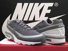 Vintage 2016 Nike Air Max Bw Ultra UK8.5 EU43 gris frío Clásico 1 90 2 95 97 OG RARO