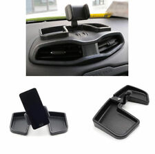 360° Rotatable Dashboard Phone Mount Holder w/ ABS Storage Box For Jeep Renegade