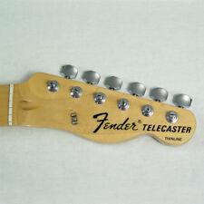 2011 Fender Thinline Telecaster Maple Neck Tuners MIM Mexico 72 RI 1972 Reissue