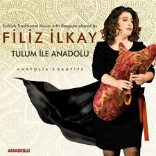Tulum Ile Anadolu Filiz Ilkay Turkish Traditional Music With Bagpipe Turkish CD