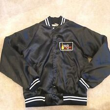Vintage  Buck Stove Unmatched Lightweight Satin Sewn Jacket Men/Adult Small