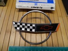1993-1996 CORVETTE Front Emblème 40th Anniversary, Pace Car, grand sport New/nos-GM